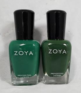 Zoya Wyatt vs. Zoya Hunter