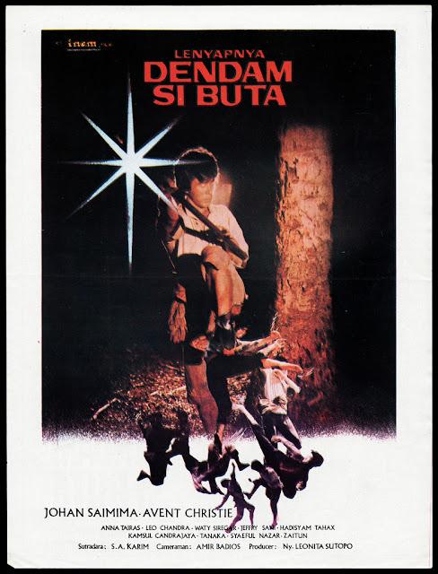 Lenyapnya Dendam Si Buta (1983) WEB-DL