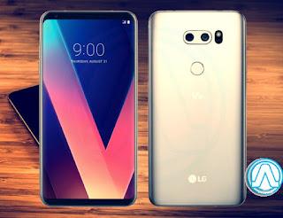 LG V30 and LG V30 plus Flagship Phones 2017