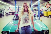 Car Girl: Courtney Barber