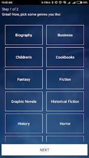 Amazon Kindle Aplikasi Pembaca Ebook di Android Terbaik 2018