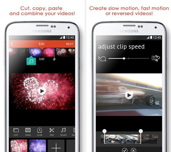 5 Aplikasi Mempercepat Gerakan Video Terbaik Di Android