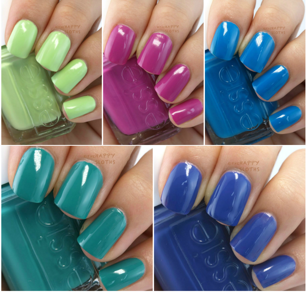 Essie Neon 2015 Collection: Review and Swatches
