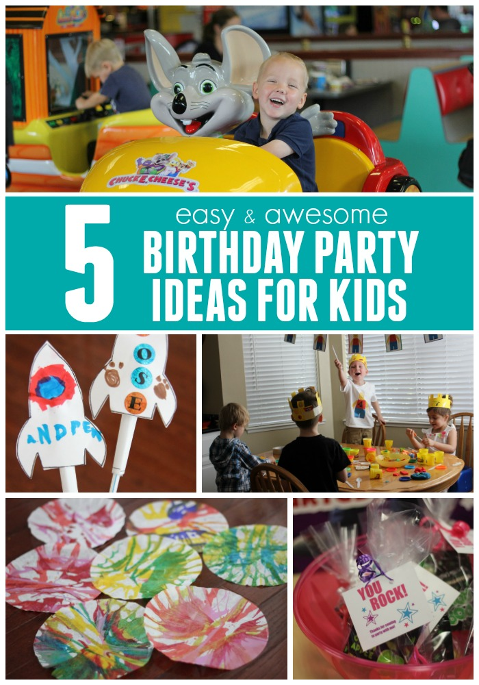 toddler approved 5 awesome birthday party ideas for kids plus the