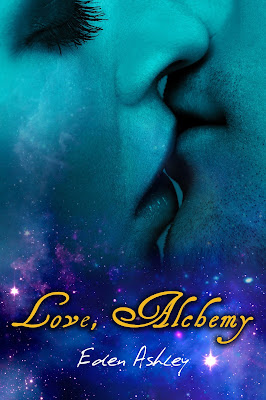 Alchemy, resurrection, reincarnation, new adult romance, eden ashley, soul