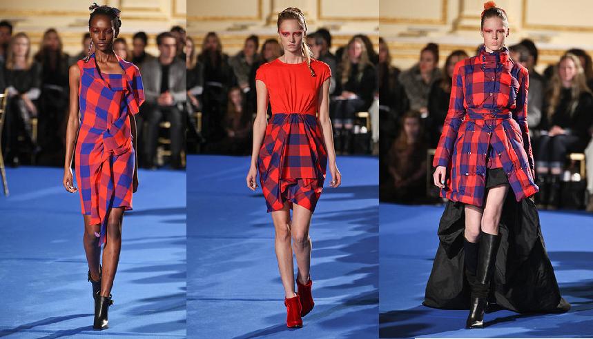 eeb2df837741 Thakoon s Fall 2011 + Louis Vuitton Menswear 2012 Collection  Masai ...