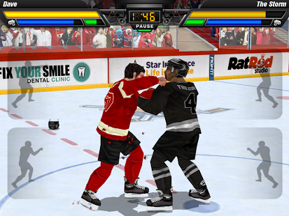Hockey Fight Pro Android Game APK