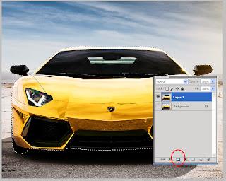 cara seleksi yang baik photoshop