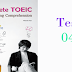 Listening Complete TOEIC - Test 04