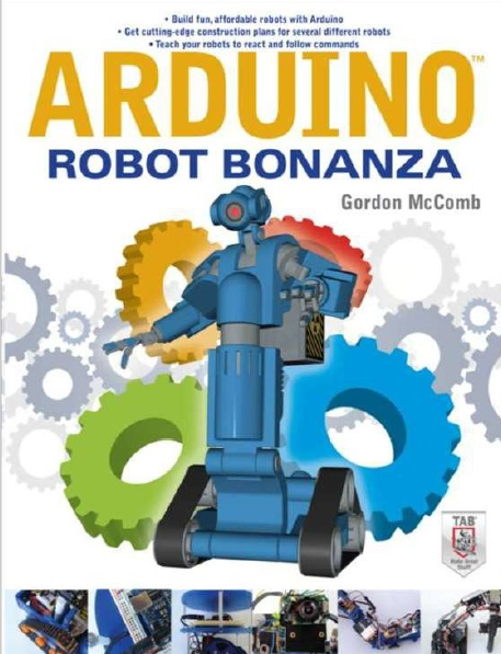 Electronica y telecomunicaciones arduino robot bonanza