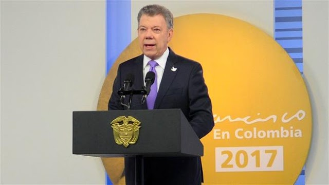 Colombia government, National Liberation Army rebels agree ceasefire