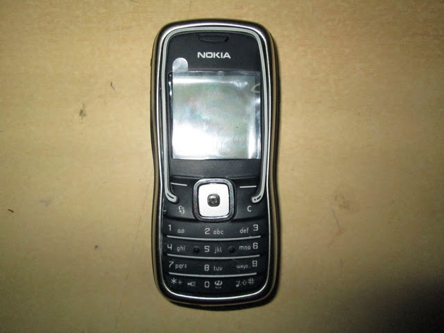 Nokia jadul 5500 Sport