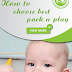 5 Best Pack and Play Playard Reviews 2016 : Ultimate Guide