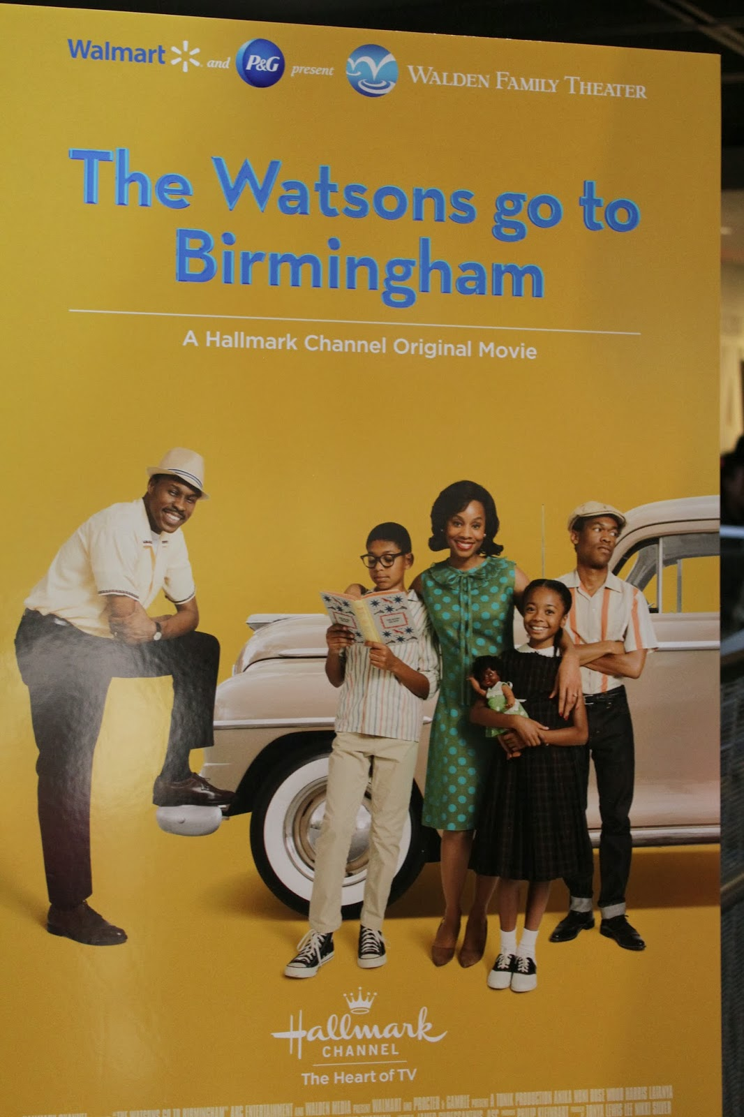 Twingles Mom The Watson S Go To Birmingham Film On The
