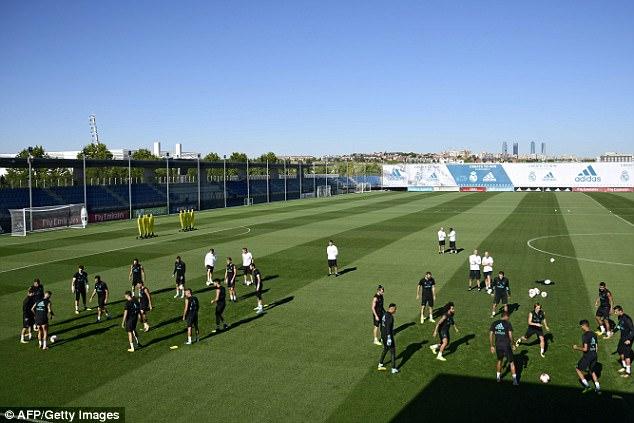 Real Madrid vui hết nấc trước đại chiến với Barcelona 4