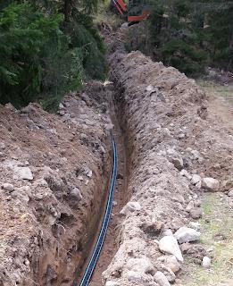 Нови 650 метра водопроводи в Доспат