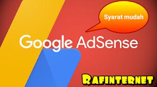 Syarat blog diterima google adsense 2019