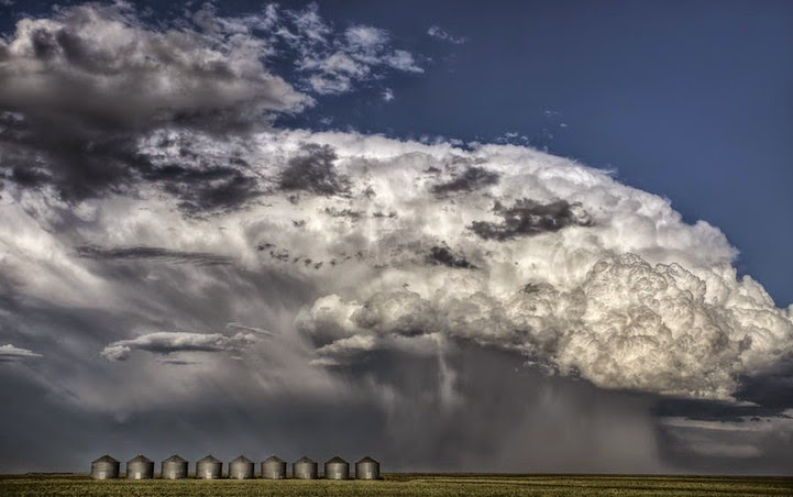 Supercell Storm