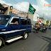 Foto: Aksi Angkatan Muda Muhammadiyah dalam  Pawai Ta'aruf Tahun Baru Islam PHBN