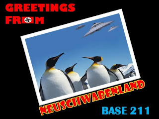 Greetings From Neuschwabenland Base 211