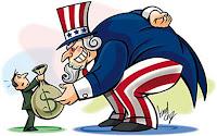 En marzo se pagaron  1.328 millones de dólares sólo de intereses