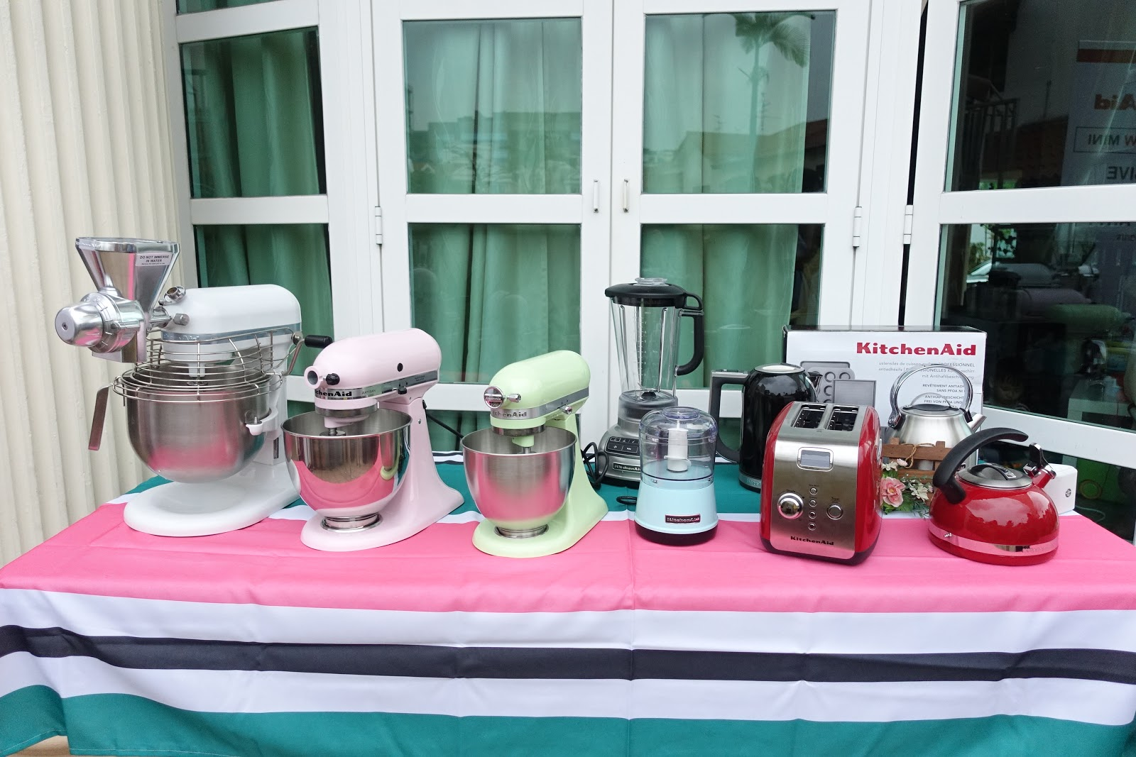 Brilliant Media Invite Lifestyle Review Launch Of Kitchenaid Artisan Home Interior And Landscaping Ologienasavecom