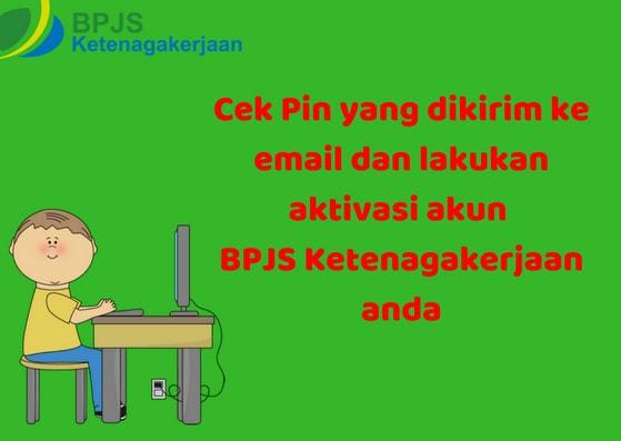 Gambar Ilustrasi 4 Cara buat Akun BPJS Ketenagakerjaan