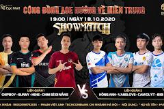 19h00 ngày 18/10 - Showmatch gây quỹ