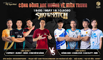 SHOWMATCH - 4vs4 Random - Team Chim Sẻ Đi Nắng vs. Team BiBi - 18/10/2020