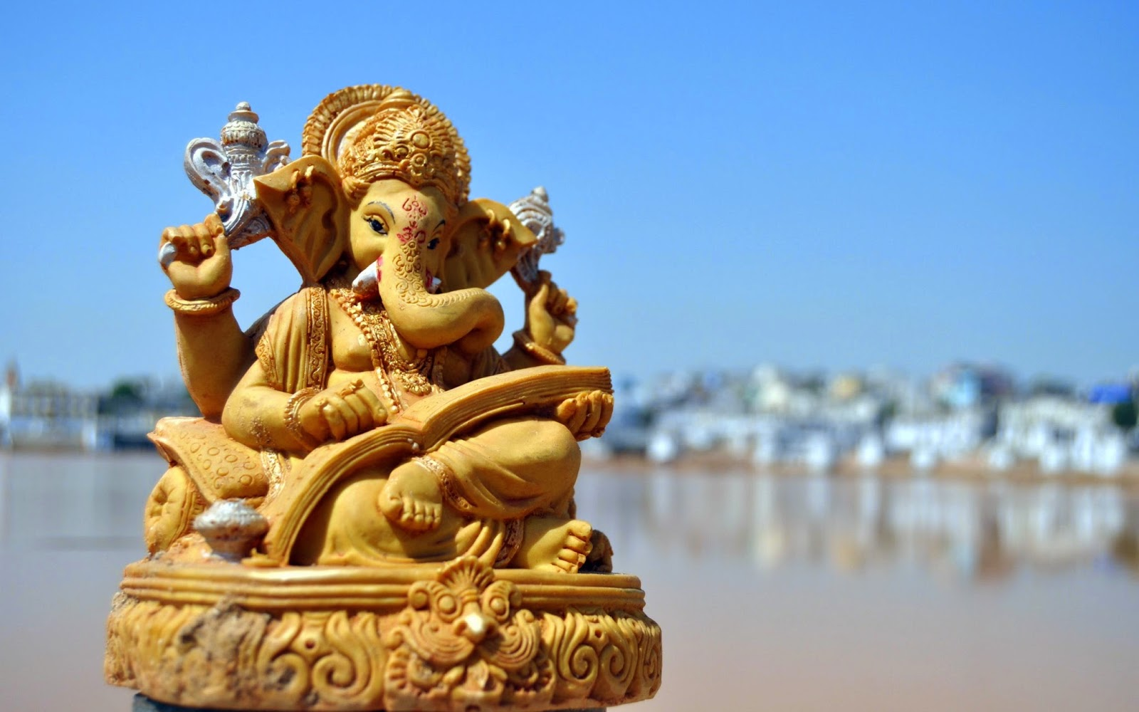 Ganpati Images And Wallpapers Of Ganesh Murti