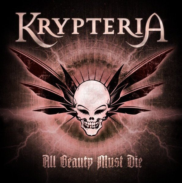 GET A FREE KRYPTERIA T-SHIRT (All Beauty Must Die Album)