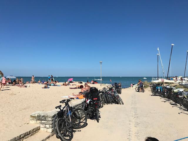 plage de saint-martin de ré