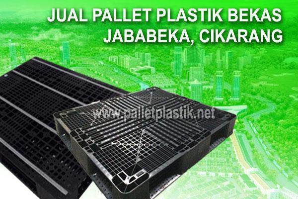 pallet plastik bekas jababeka