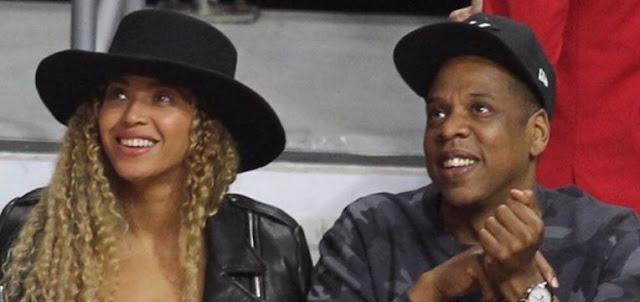 "Did Beyonce Revealed  It""Blueprint"" Twins This Week?"