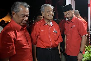 Sejauh mana faktor Mahathir, Mukhriz di Kedah ?