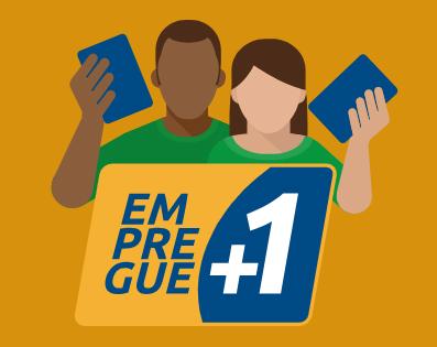 """Campanha """"Empregue Mais Um"""" pretende mobilizar empresários em todo o Brasil"""