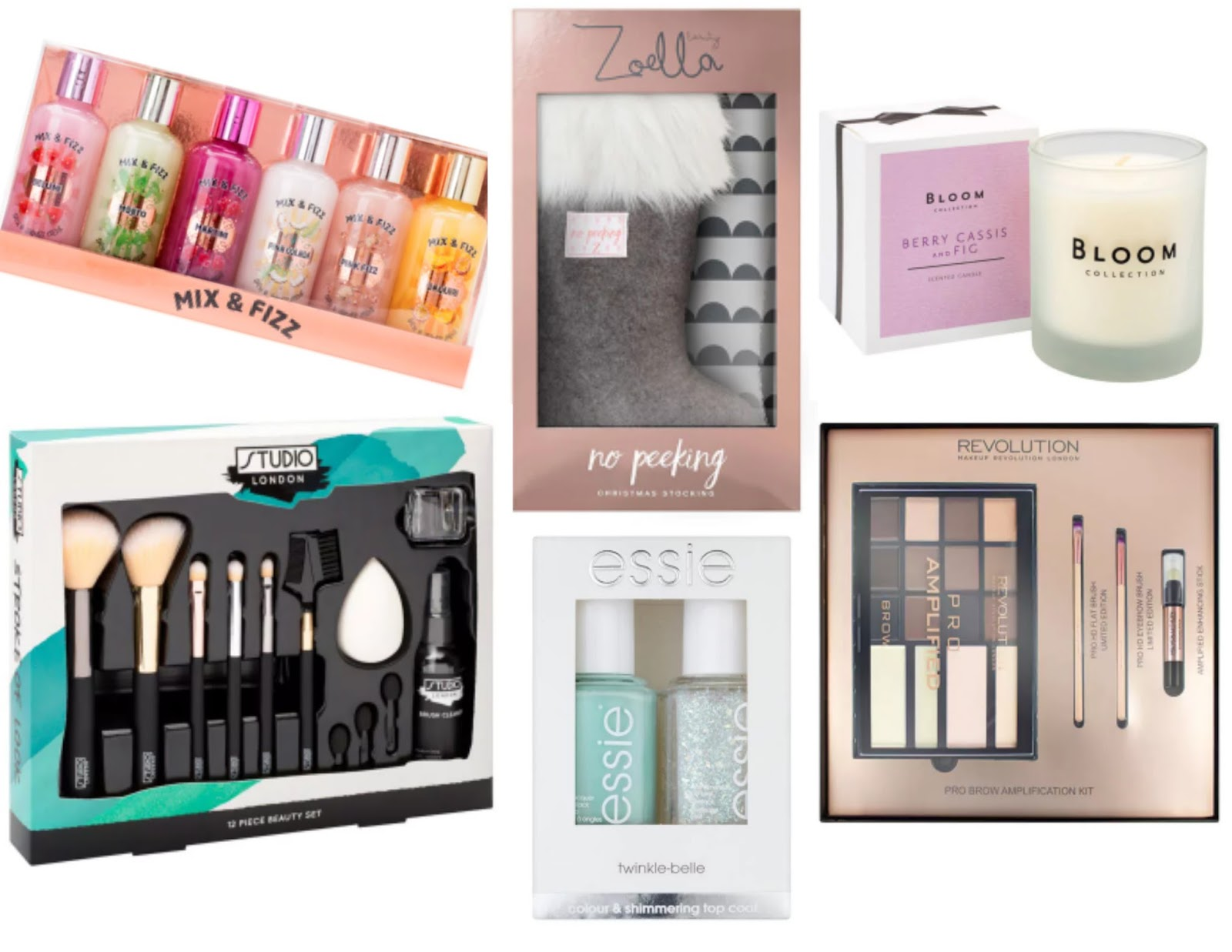 Superdrug 3 for 2 christmas gifts