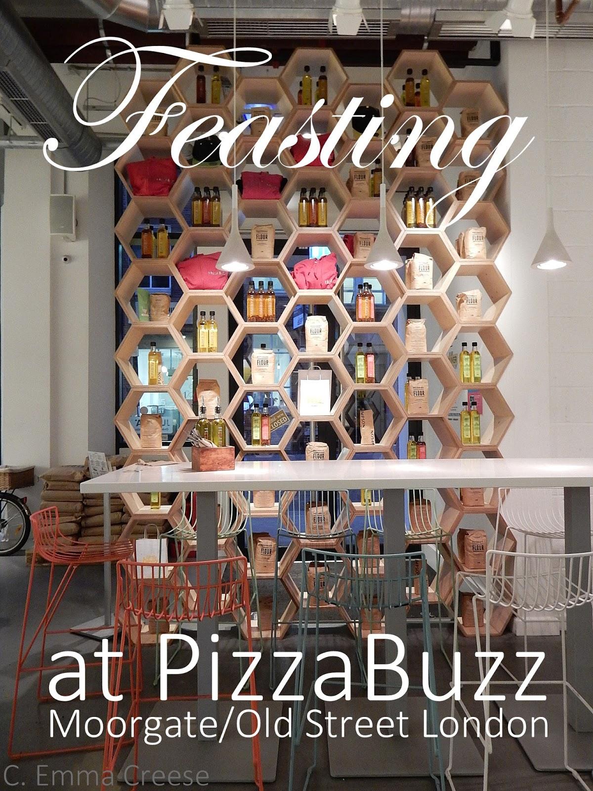 PizzaBuzz Moorgate Old Street Adventures of a London Kiwi (1)