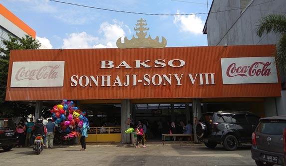 Bakso Sony Lampung