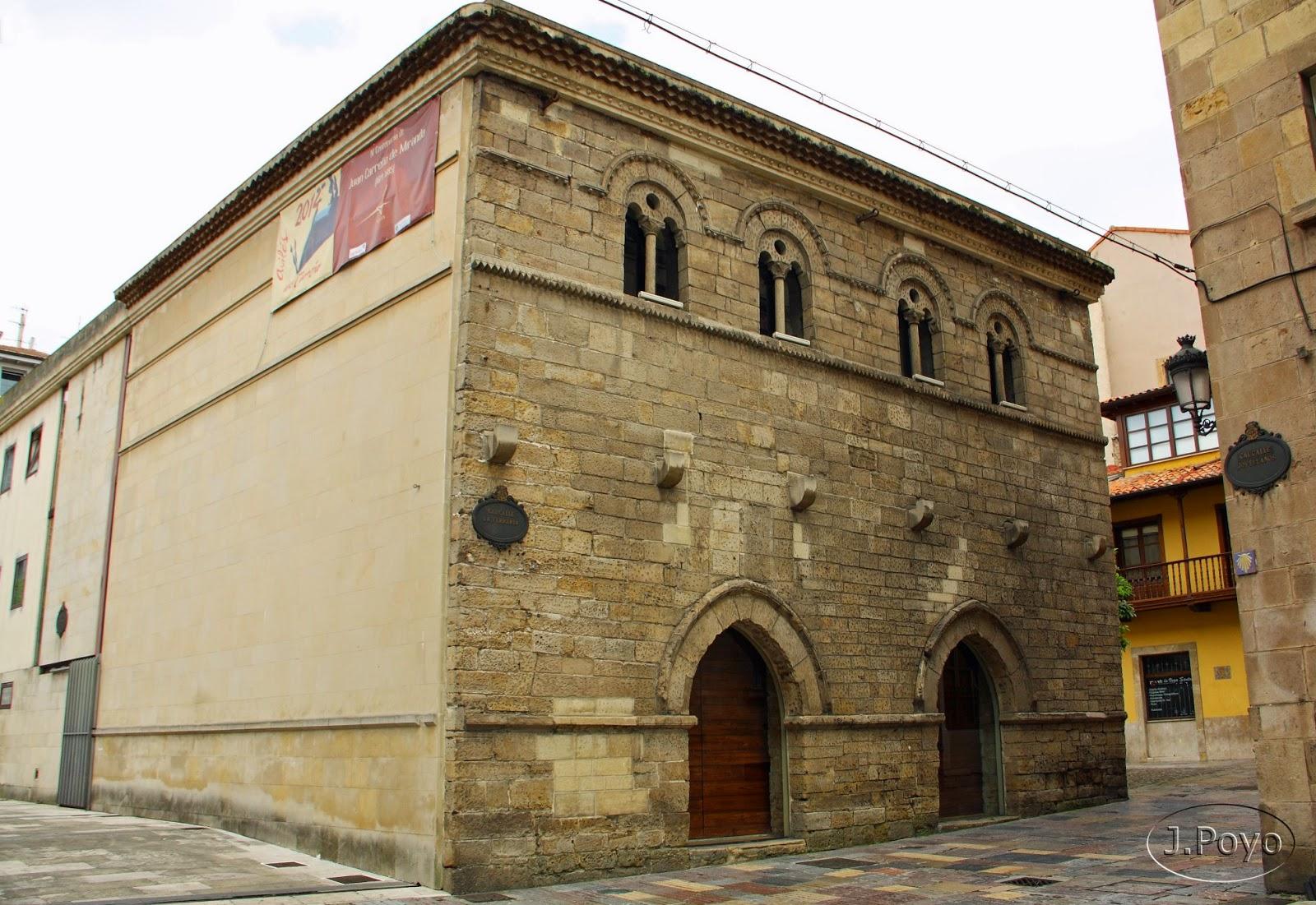 Palacio de Valdecarzana de Avilés