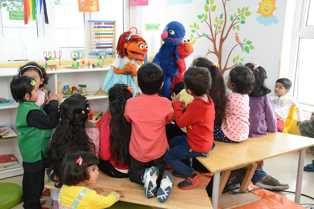 Sesame Street Preschool expands its reach in Delhi NCR