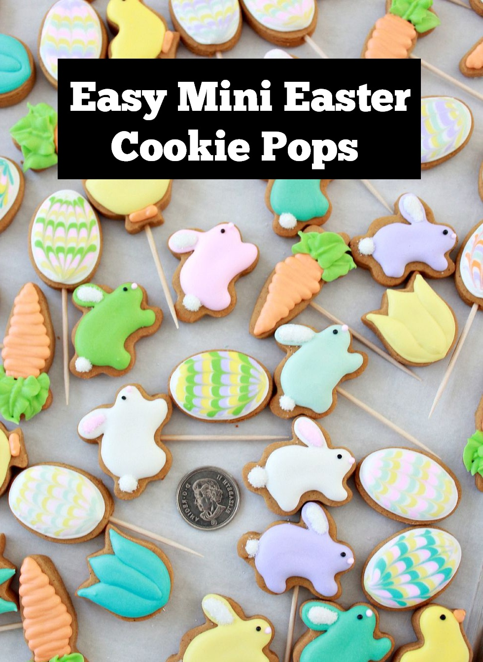 Easy Mini Easter Cookie Pops Recipe | Easter Pops Recipe | Easter Treats Recipe | Easy Easter Recipe | Easter Cookie Recipe | Easter Cookie Pops Recipe | Kids Food Recipe | Easter Mini Cookie Recipe #easter #cookie #cookiepops #cookierecipe #eastertreats #kidsfoodrecipe #easycookie #dessert