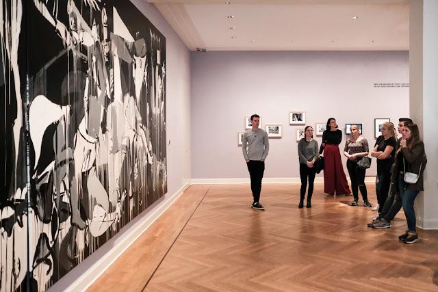 Kunstmuseum, Pablo Picasso, Foto Marcus Schwier, Tatjana Doll, Dora Maar, Renata Jaworska,