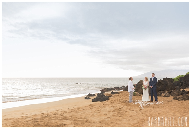 Maui Sunset Wedding Photographer