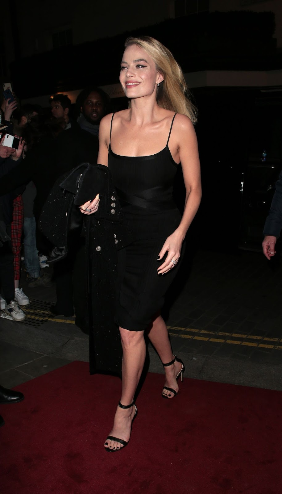 Margot Robbie - Charles Finch pre-Bafta party in London - 02/09/2019