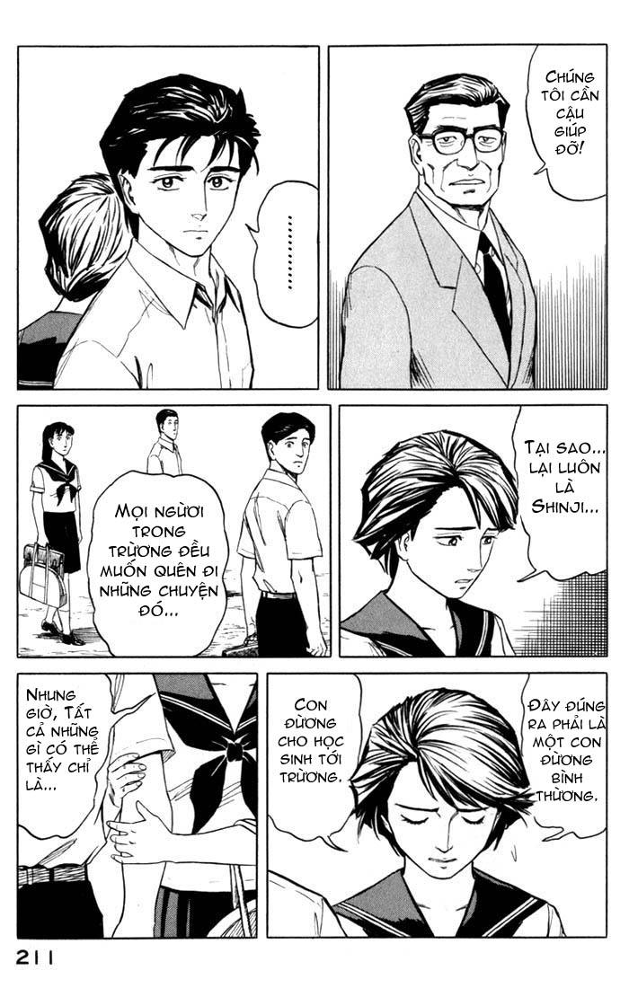 Kiseijuu chương 51: hướng đi trang 35