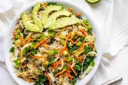 Asian Chicken Salad Best Recipe