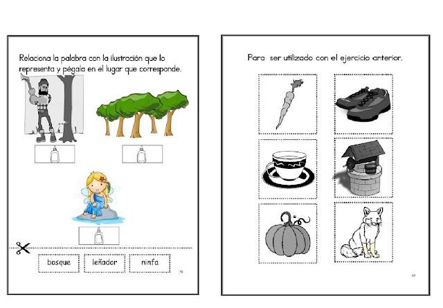 caligrafia,leer,escribir,preescolar,primaria
