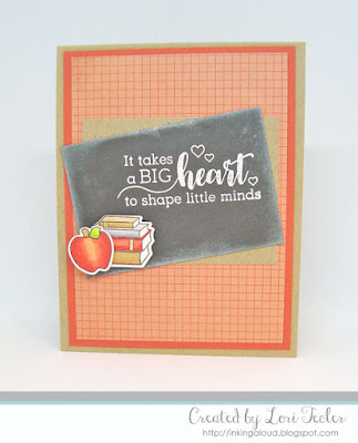 It Takes a Big Heart card-designed by Lori Tecler/Inking Aloud-stamps and dies from SugarPea Designs