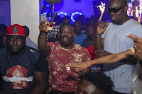 Don Jazzy's surprise birthday party last